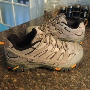 Merrell moab brindle hiking boots 11